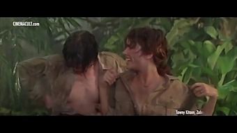 Nude Celebrities In The Jungle