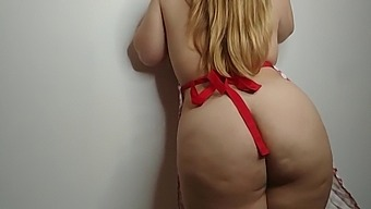 Sexy Bbw Paints The Walls And Gets A Dick In A Big Tight Ass