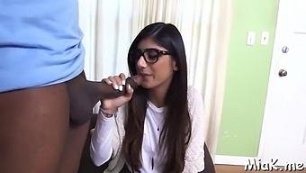 2 Black Schlongs For Arab Playgirl
