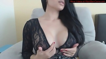 Brunette Bimbo Doll - More Videos At Wambamcams.Com