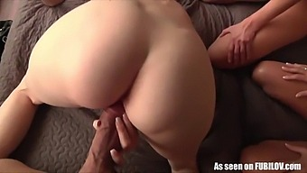 Three Czech Girls Get Fucked By A Lucky Guy
