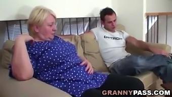 Chubby Granny