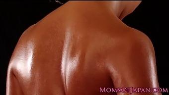 Japanese Lesbian Milf Using Strapon