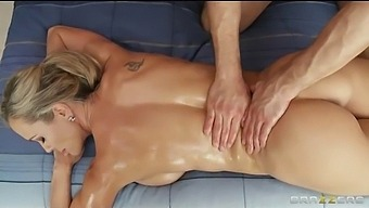 Brazzers - Brandi Love Is Massaged  Fucked --- Full Video At Camstripclubs.Com