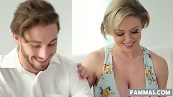 Mother-In-Law Squirt On Younger Hard Cock