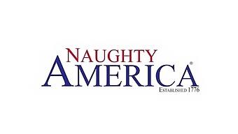 Naughty America - Big Tits Boss Natasha Starr Fucks Her New Employee