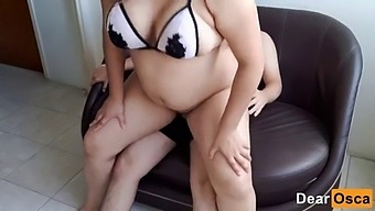 I Fucked My Hot Stepmom Fat Ass, She Loves My Dick, Sorry Dad...