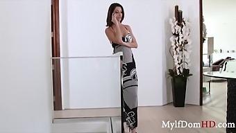 This Milf Gets Falls Prey To Bdsm Sex- Silvia Sage