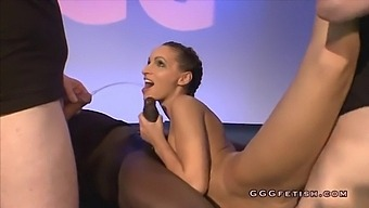 Real Orgies Sex On Very Sexy Pretty Lady
