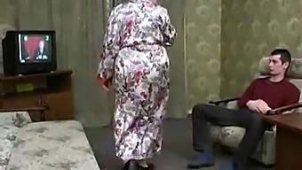 Fat Mom Homemade