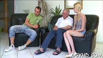 Young Sweetie Screwed By Old Paramour
