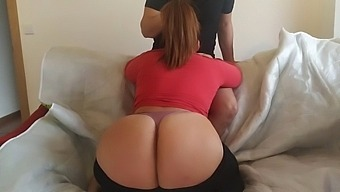 Latina With Beautiful Ass Riding On Top Of Big Cock. Intimate And Personal Videos At Www.Onlyfans.Com/Ouset